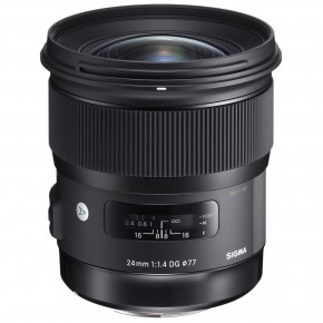 24mm f/1.4 DG HSM Art for Canon EF