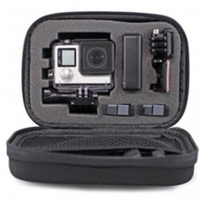Action Camcase for GoPro Hero 3+ and 4 with accessories