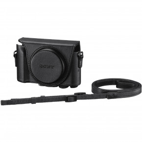 Jacket Case for Cyber-Shot HX90V and WX500 LCJ-HWA