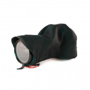 Shell Form-Fitting Rain and Dust Cover (Medium)