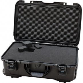 935 Professional protective case with foam (Black)
