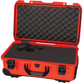 935 Professional protective case with foam (Orange)
