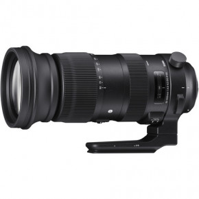 Sports 60-600mm f/4.5-6.3 DG OS HSM for Canon EF