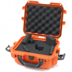 Nanuk 905 Protective Case with foam (Orange)
