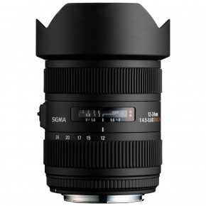 12-24mm f/4.5-5.6 DG HSM II for Sony A