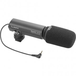 DMW-MS1 External Stereo Microphone for DMC-GH1