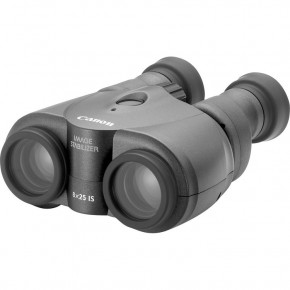 8 x 25 IS Image Stabilizer Binoculars