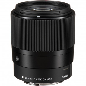 30mm f/1.4 DC DN Contemporary Lens for Canon EF-M
