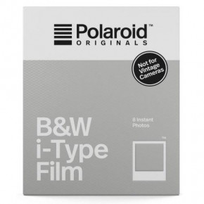 i-Type Instant Film (Black and white)