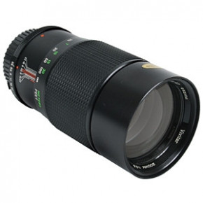 Used - 200mm f/3.5 for Minolta MD