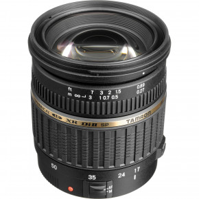 SP AF 17-50mm f/2.8 XR Di II LD Aspherical (IF) for Canon EF