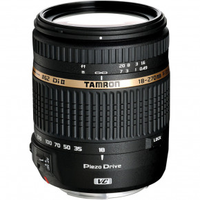 18-270mm f/3.5-6.3 Di II VC PZD for Canon EF