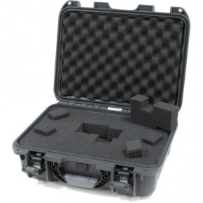 920 Professional protective case with foam (Black)