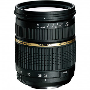 SP AF 28-75mm f/2.8 XR Di LD Aspherical (IF) for Canon EF