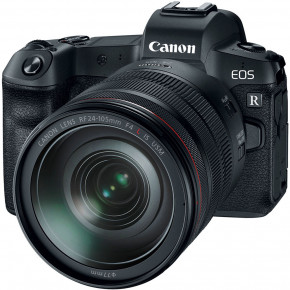 EOS R with RF 24-105mm f/4L IS USM Lens