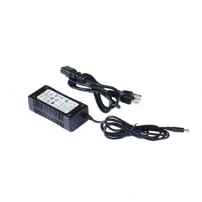 Unplugged battery charger
