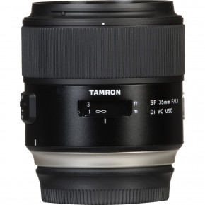 SP 35mm f/1.8 Di VC for Canon EF