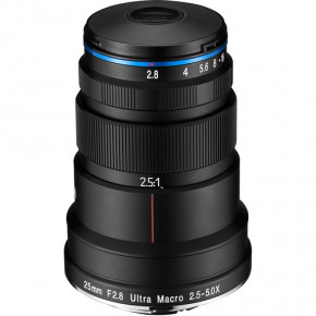 25mm f/2.8 2.5-5x for Sony (E mount)