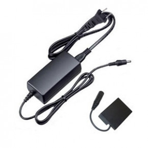 AC-9V AC adapter with CP-W126 DC coupler for Fujifilm