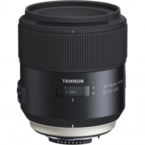SP 45mm f/1.8 Di VC for Canon EF
