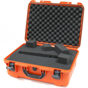 940 Professional protective case with foam (Orange)