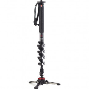 XPRO 5-Section Fluid Video Monopod