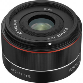 AF 24mm f/2.8 for Sony E