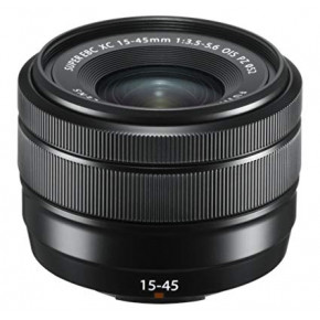 Fujinon XC 15-45mm f/3.5-5.6 OIS PZ (black)