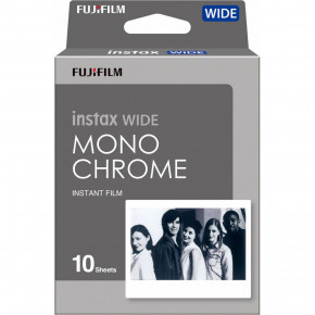 Instax Wide Monochrome Instant Film (10 Sheets)