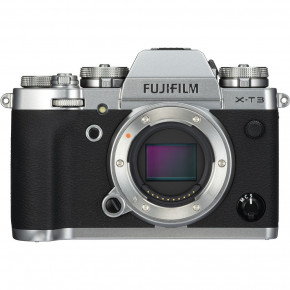X-T3 Body Only (Silver)