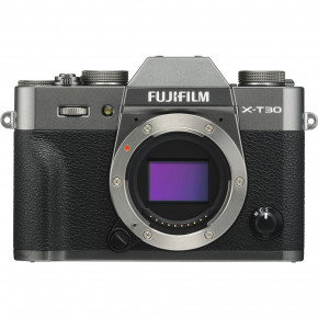 X-T30 Body Only (Charcoal Silver)