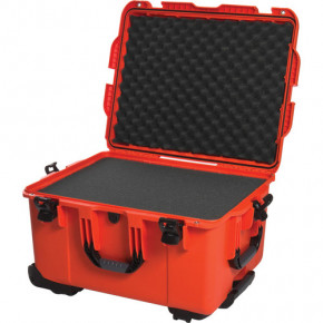 960 Professional protective case with foam (Orange)