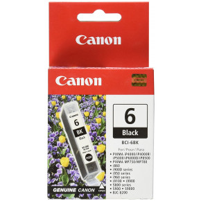 Canon Black BCI-6Bk Ink Cartridge