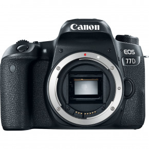 EOS 77D Body Only
