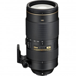 [OPEN BOX] AF-S Nikkor  80-400mm f/4.5-5.6G ED VR