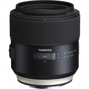 SP 85mm f/1.8 Di VC USD for Canon EF