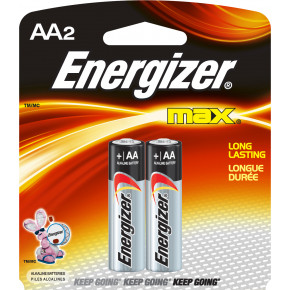 Max AA Batteries (2)