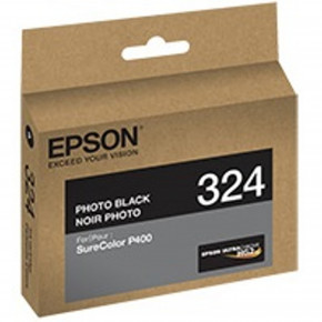324 Photo Black Ink Cartridge