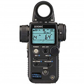 DigitalMaster L-758Cine Lightmeter