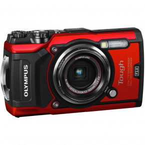 Stylus Tough TG-5 Digital Camera (red)