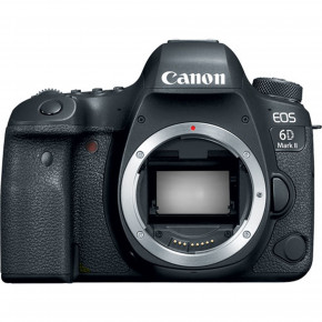 EOS 6D Mark II Body Only