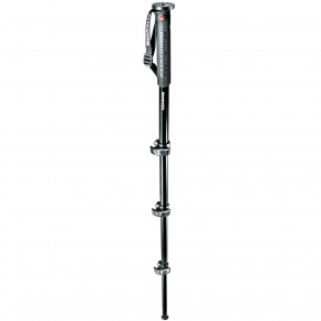 XPRO 4-Section Photo Aluminum Monopod