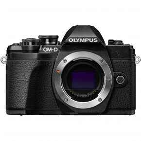 OM-D E-M10 Mark III - Body Only (Black)