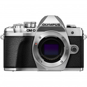 OM-D E-M10 Mark III Body Only (Silver)