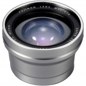 Wide Conversion Lens WCL-X70 (Silver)