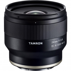 24mm F2.8 DI III OSD Macro 1:2 for Sony E-mount