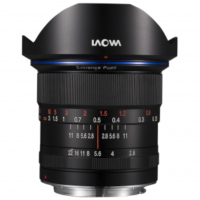 12mm f/2.8 Ultra-Wide Zero-D for Canon RF