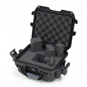 Nanuk 905 Protective Case with foam (Black)