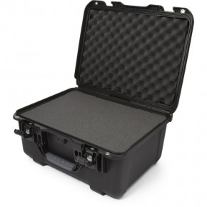 933 Professional protctive case with foam (Black)