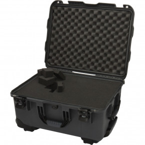 950 Professional protective case with foam (Graphite)